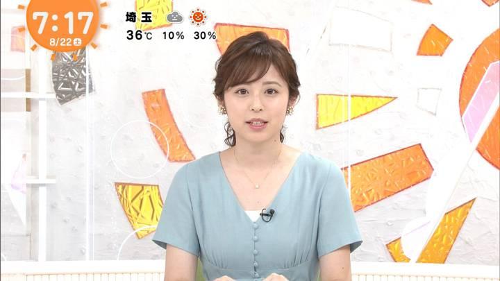2020年08月22日久慈暁子の画像11枚目