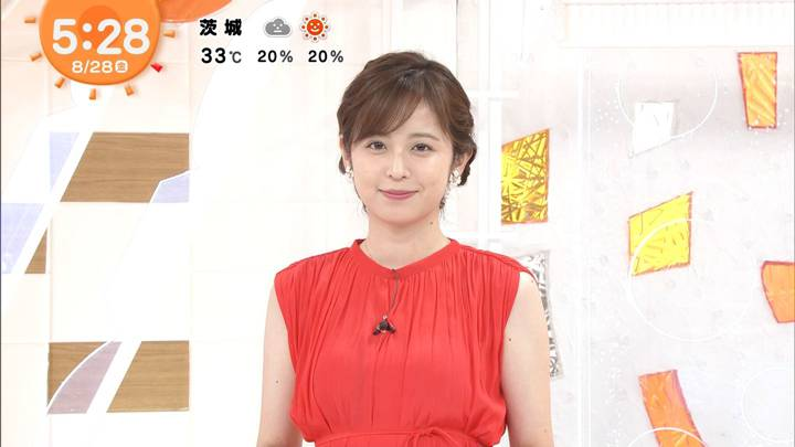 2020年08月28日久慈暁子の画像06枚目