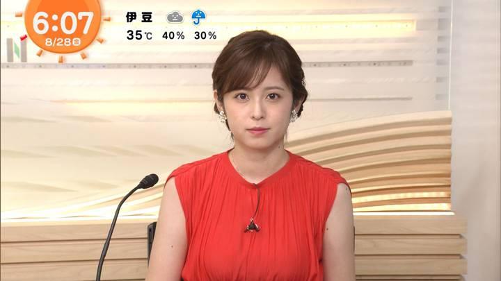 2020年08月28日久慈暁子の画像09枚目