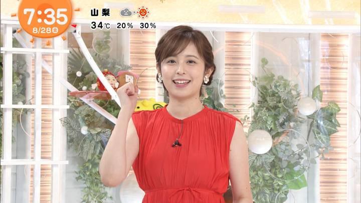 2020年08月28日久慈暁子の画像13枚目