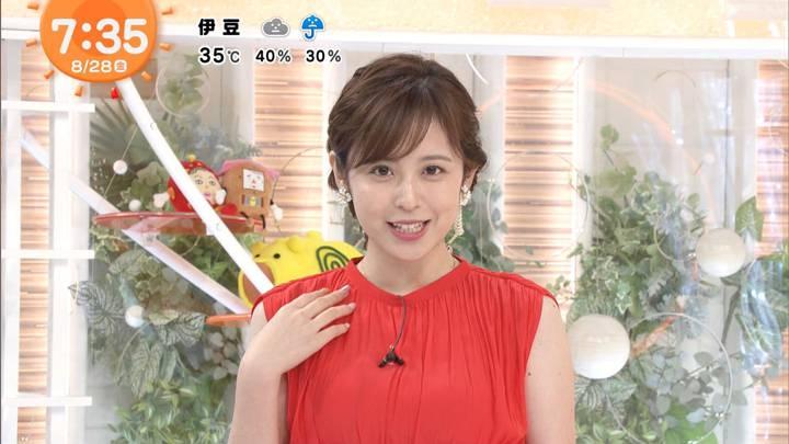 2020年08月28日久慈暁子の画像15枚目