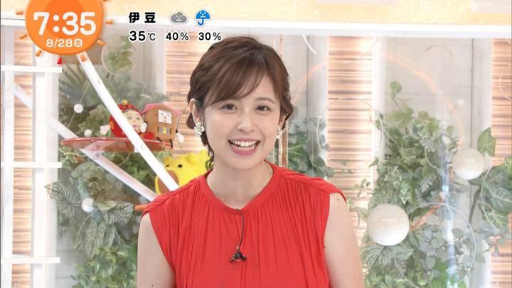 2020年08月28日久慈暁子の画像16枚目