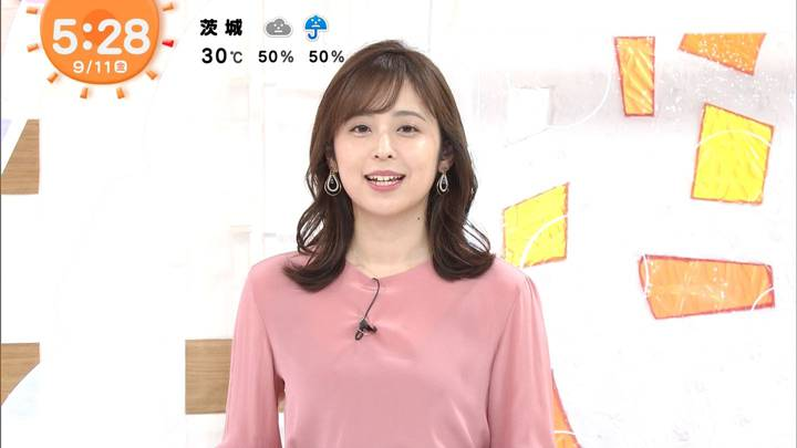 2020年09月11日久慈暁子の画像10枚目