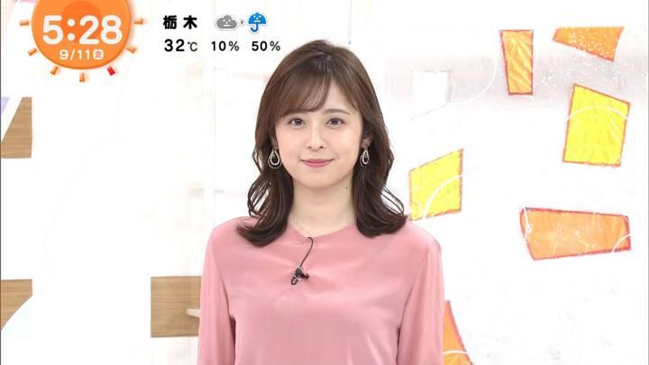 2020年09月11日久慈暁子の画像11枚目