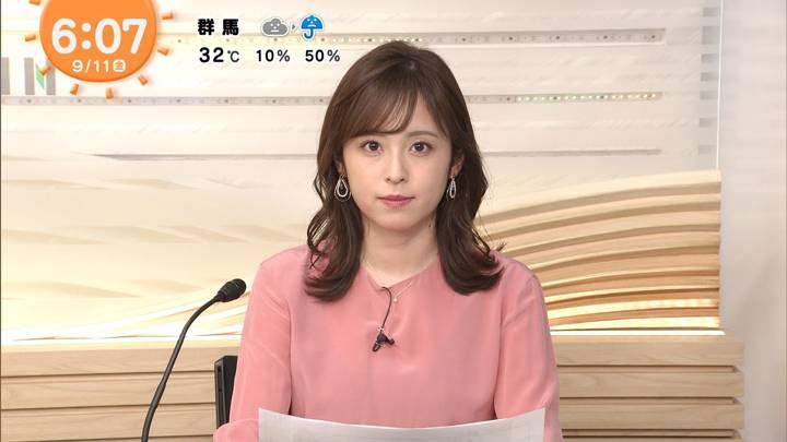 2020年09月11日久慈暁子の画像14枚目