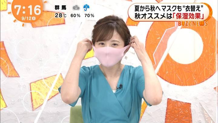 2020年09月12日久慈暁子の画像14枚目