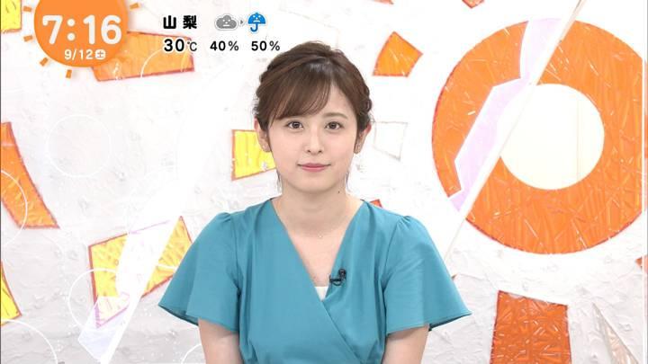 2020年09月12日久慈暁子の画像17枚目