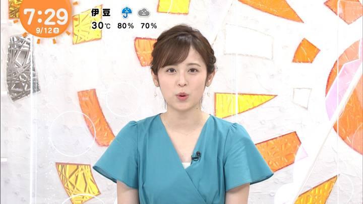 2020年09月12日久慈暁子の画像18枚目