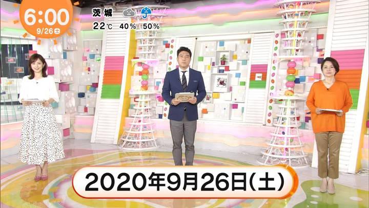 2020年09月26日久慈暁子の画像01枚目