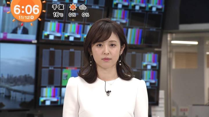 2020年11月12日久慈暁子の画像06枚目
