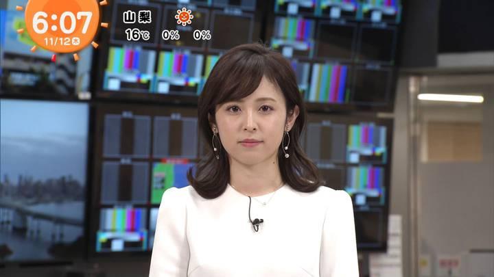 2020年11月12日久慈暁子の画像07枚目