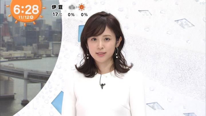 2020年11月12日久慈暁子の画像13枚目