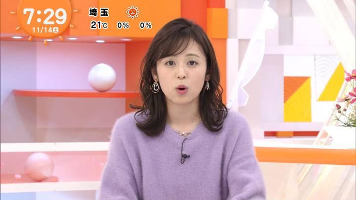 2020年11月14日久慈暁子の画像10枚目