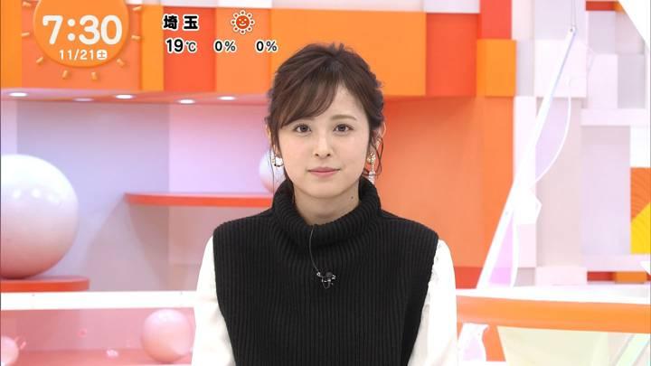 2020年11月21日久慈暁子の画像10枚目