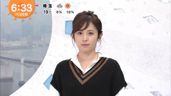 2020年11月26日久慈暁子の画像07枚目