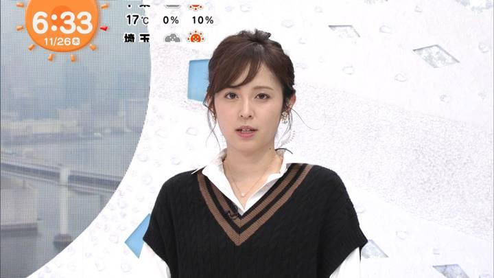 2020年11月26日久慈暁子の画像08枚目