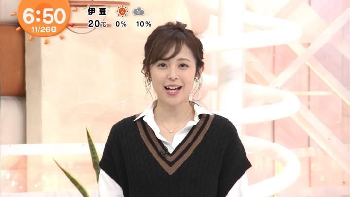 2020年11月26日久慈暁子の画像11枚目