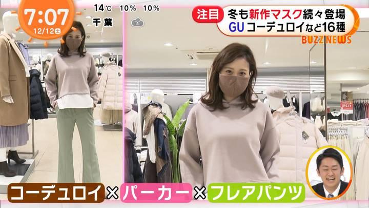 2020年12月12日久慈暁子の画像11枚目