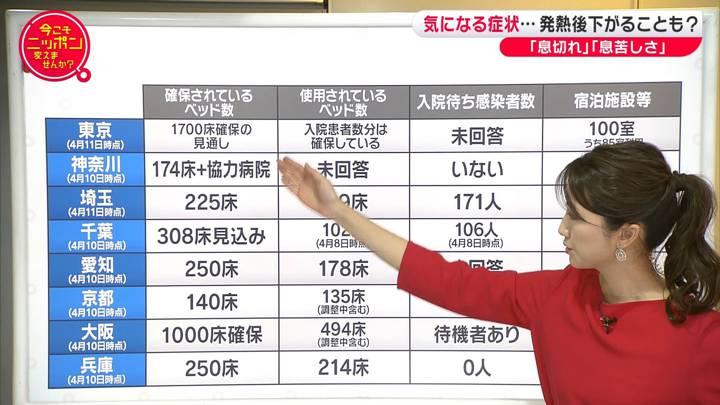 2020年04月12日三田友梨佳の画像13枚目