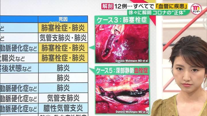 2020年05月24日三田友梨佳の画像14枚目
