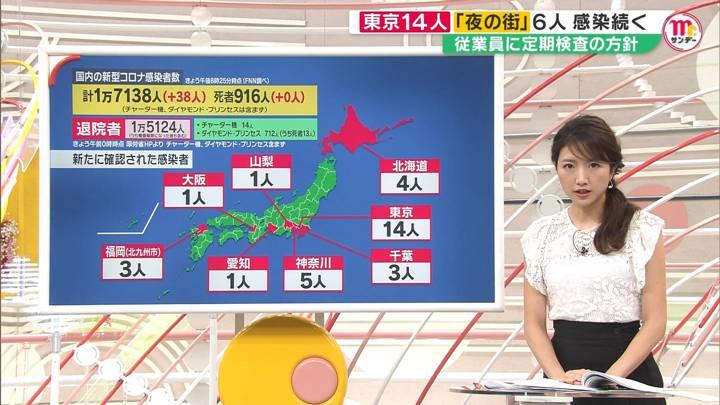 2020年06月07日三田友梨佳の画像06枚目