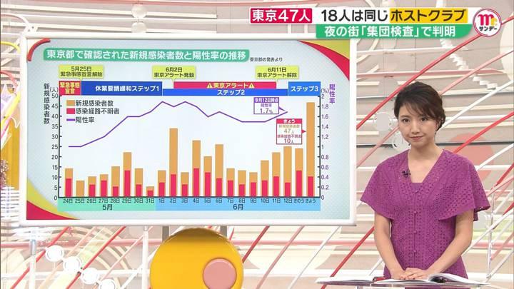 2020年06月14日三田友梨佳の画像08枚目