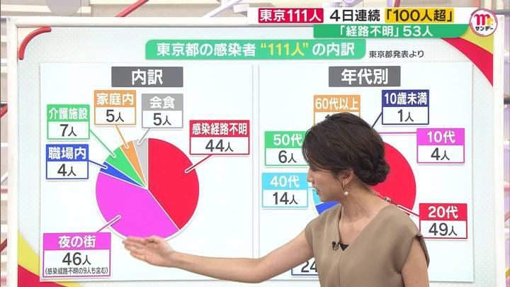 2020年07月05日三田友梨佳の画像21枚目