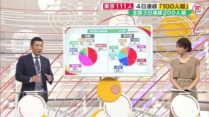 2020年07月05日三田友梨佳の画像23枚目