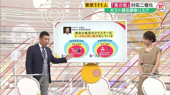 2020年07月05日三田友梨佳の画像26枚目