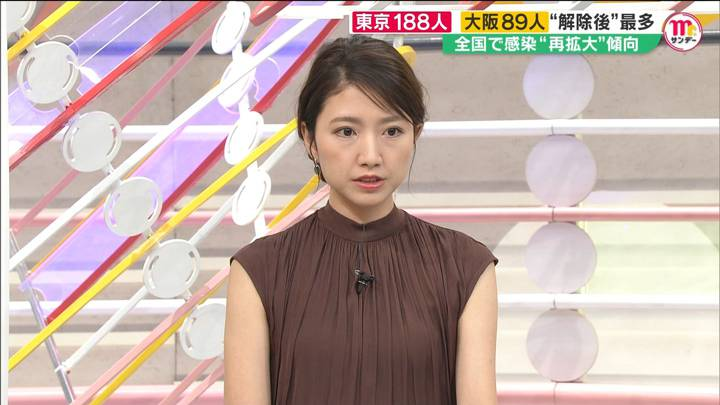 2020年07月19日三田友梨佳の画像04枚目