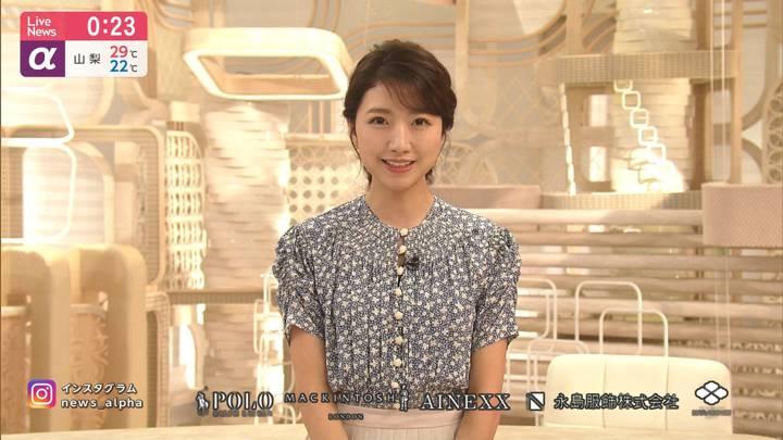 2020年07月27日三田友梨佳の画像22枚目