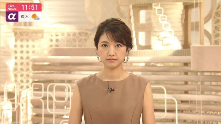 2020年08月06日三田友梨佳の画像10枚目