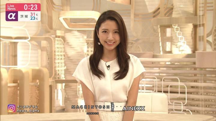 2020年08月24日三田友梨佳の画像24枚目