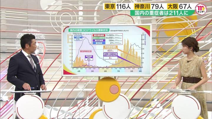 2020年09月06日三田友梨佳の画像08枚目