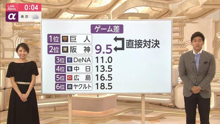 2020年09月15日三田友梨佳の画像27枚目