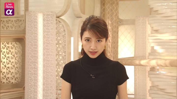 2020年10月13日三田友梨佳の画像19枚目