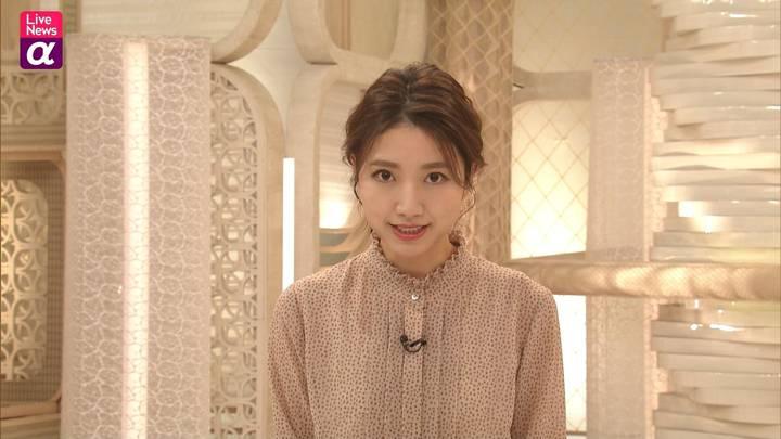 2020年10月22日三田友梨佳の画像12枚目