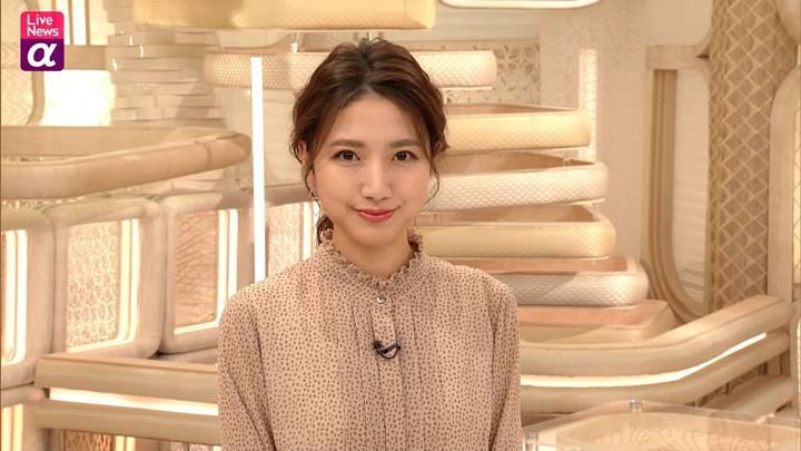 2020年10月22日三田友梨佳の画像18枚目