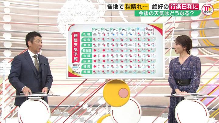 2020年10月25日三田友梨佳の画像06枚目