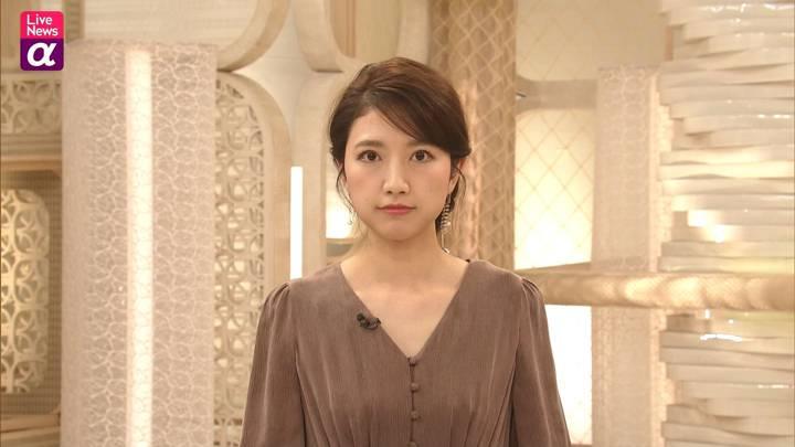 2020年10月27日三田友梨佳の画像13枚目