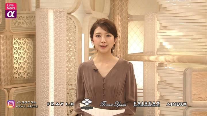2020年10月27日三田友梨佳の画像29枚目