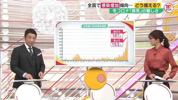 2020年11月08日三田友梨佳の画像13枚目