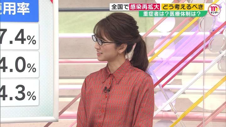 2020年11月08日三田友梨佳の画像16枚目