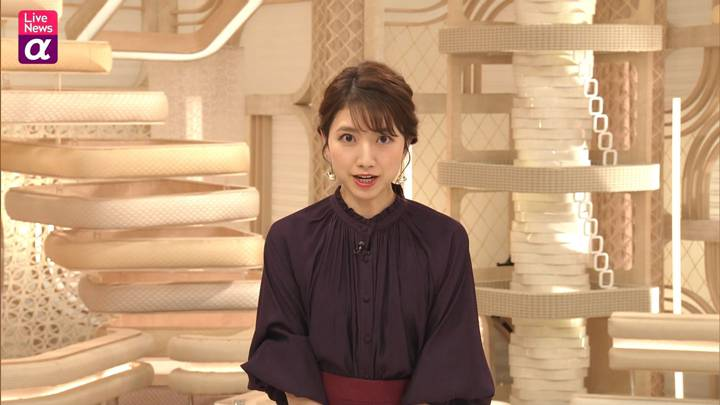 2020年11月12日三田友梨佳の画像23枚目