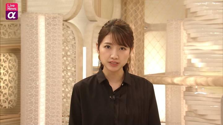 2020年11月16日三田友梨佳の画像12枚目