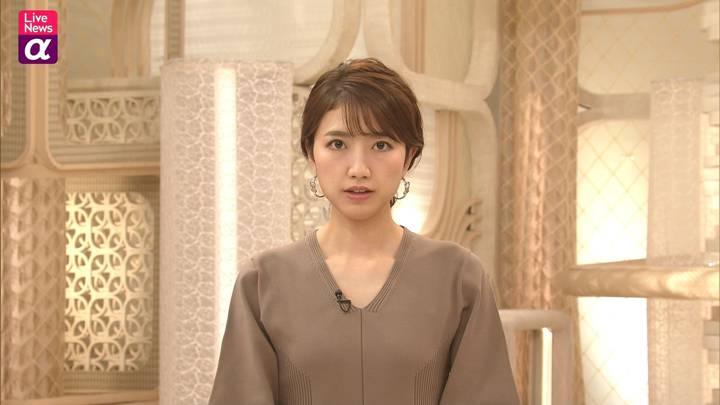 2020年11月17日三田友梨佳の画像08枚目