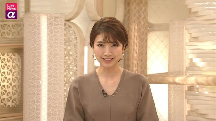 2020年11月17日三田友梨佳の画像17枚目