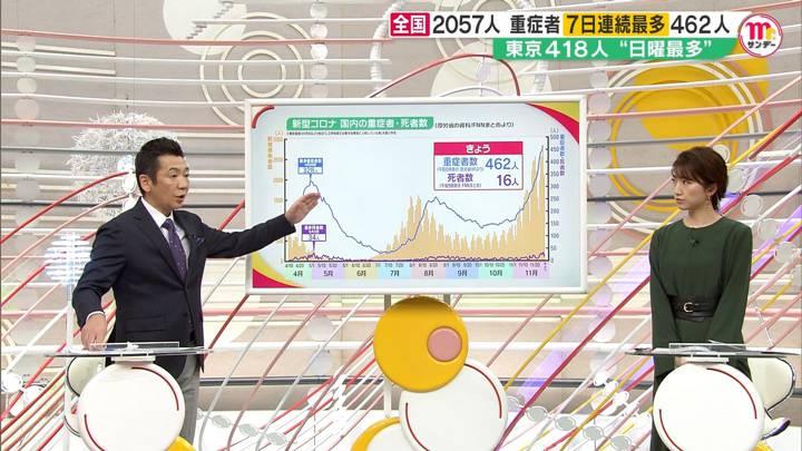 2020年11月29日三田友梨佳の画像07枚目