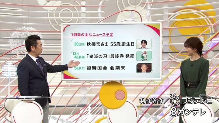 2020年11月29日三田友梨佳の画像21枚目