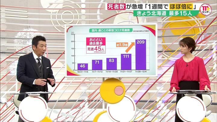 2020年12月06日三田友梨佳の画像27枚目